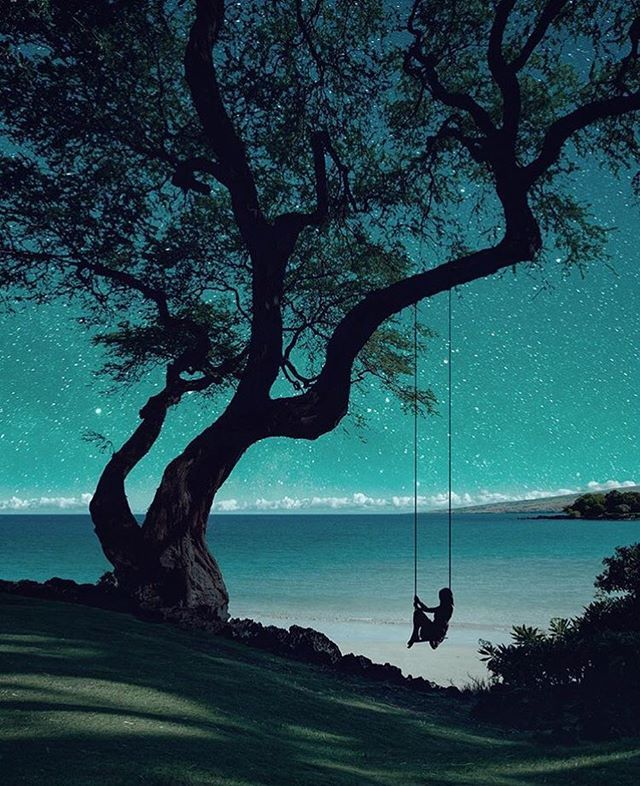 Peaceful Places In Hawaii: This Photo Makes Me Dream Away....Mauna Kea Beach, Hawaii