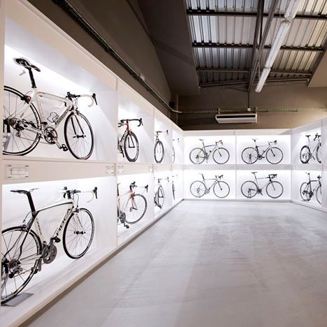 Pave Bike Shop by Joan Sandoval