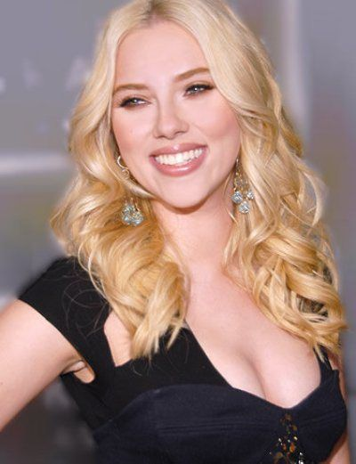 Blonde Hair Colors   Im Not A Barbie   Scarlett johansson ...