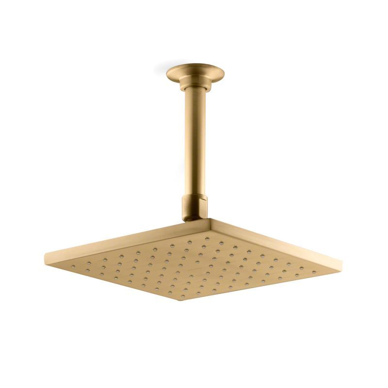 Kohler K 13695 Gold Bathroom Accessories Gold Shower Contemporary