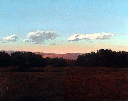 Marc Bohne Oil Landscape Painting Western Mountain Landscape Landscape Paintings Mountain Landscape