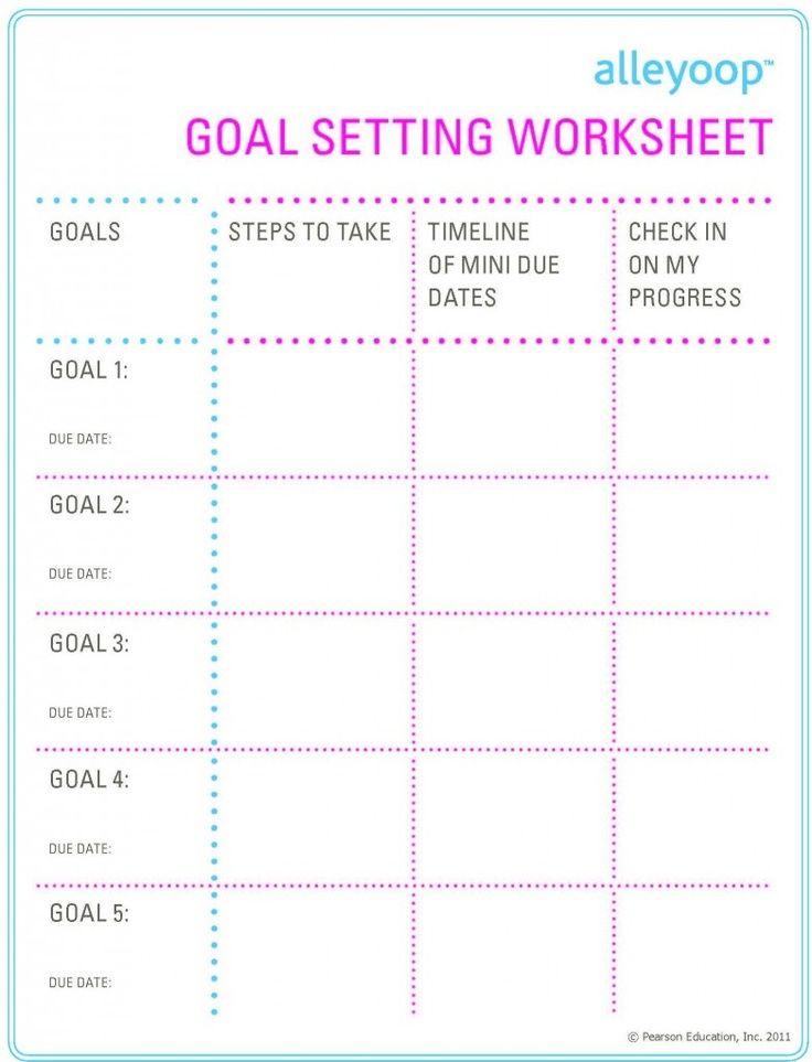 9c9b7df1afeb74e1ecba48001b6b3da4--setting-goals-goal-settingsjpg - sample goal tracking