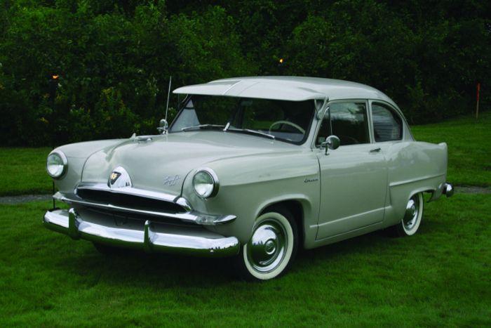 1953 Henry J Corsair Deluxe Classic Cars Muscle Custom Cars Classic Cars