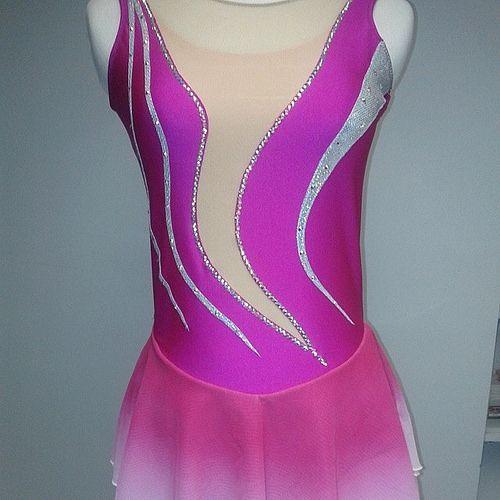 Highland park spring show dress #figureskatingdresses #fig… | Flickr
