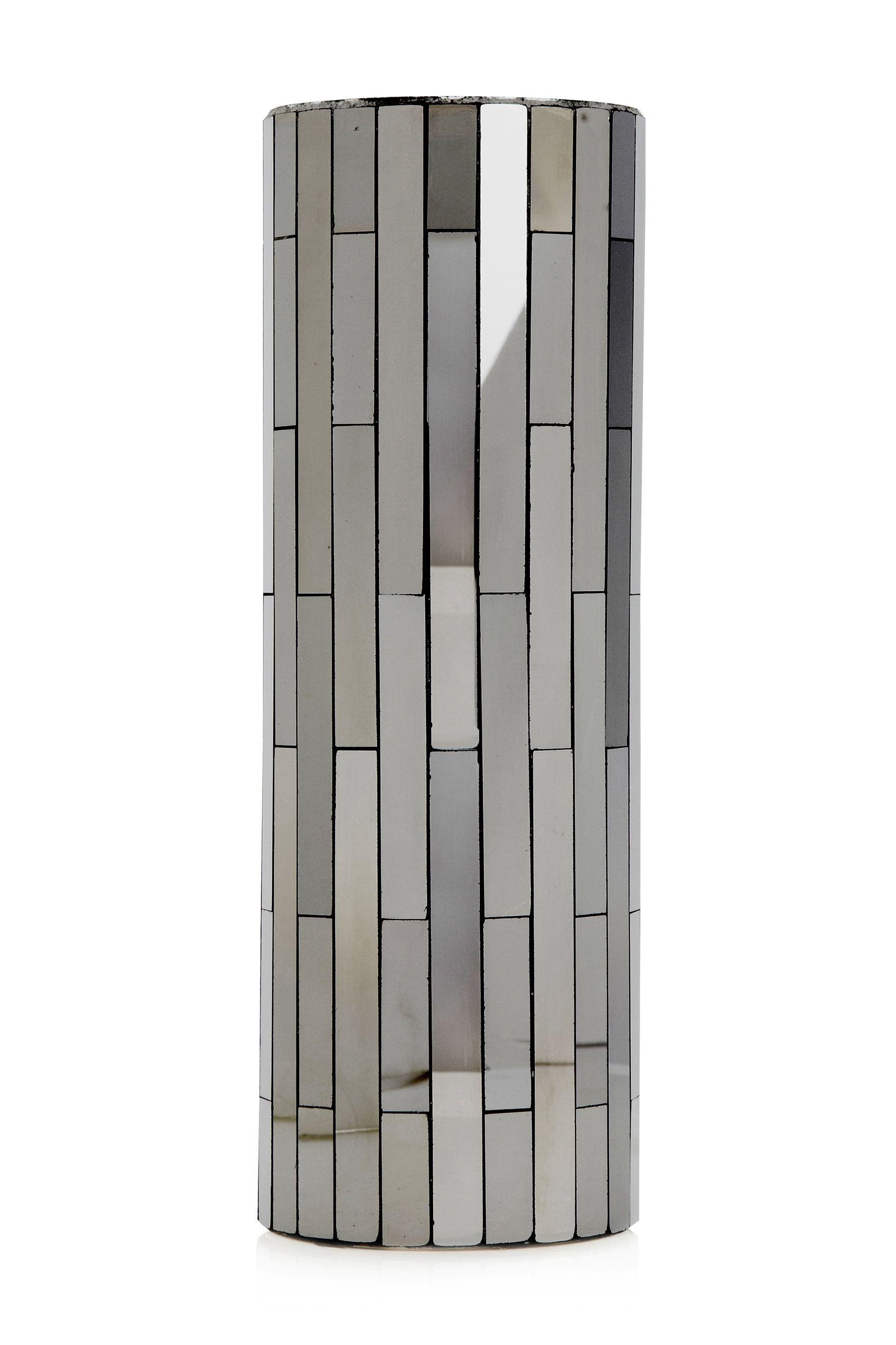 Mirror Mosaic Vase Next 24 Buy Mirror Mirror Mosaic