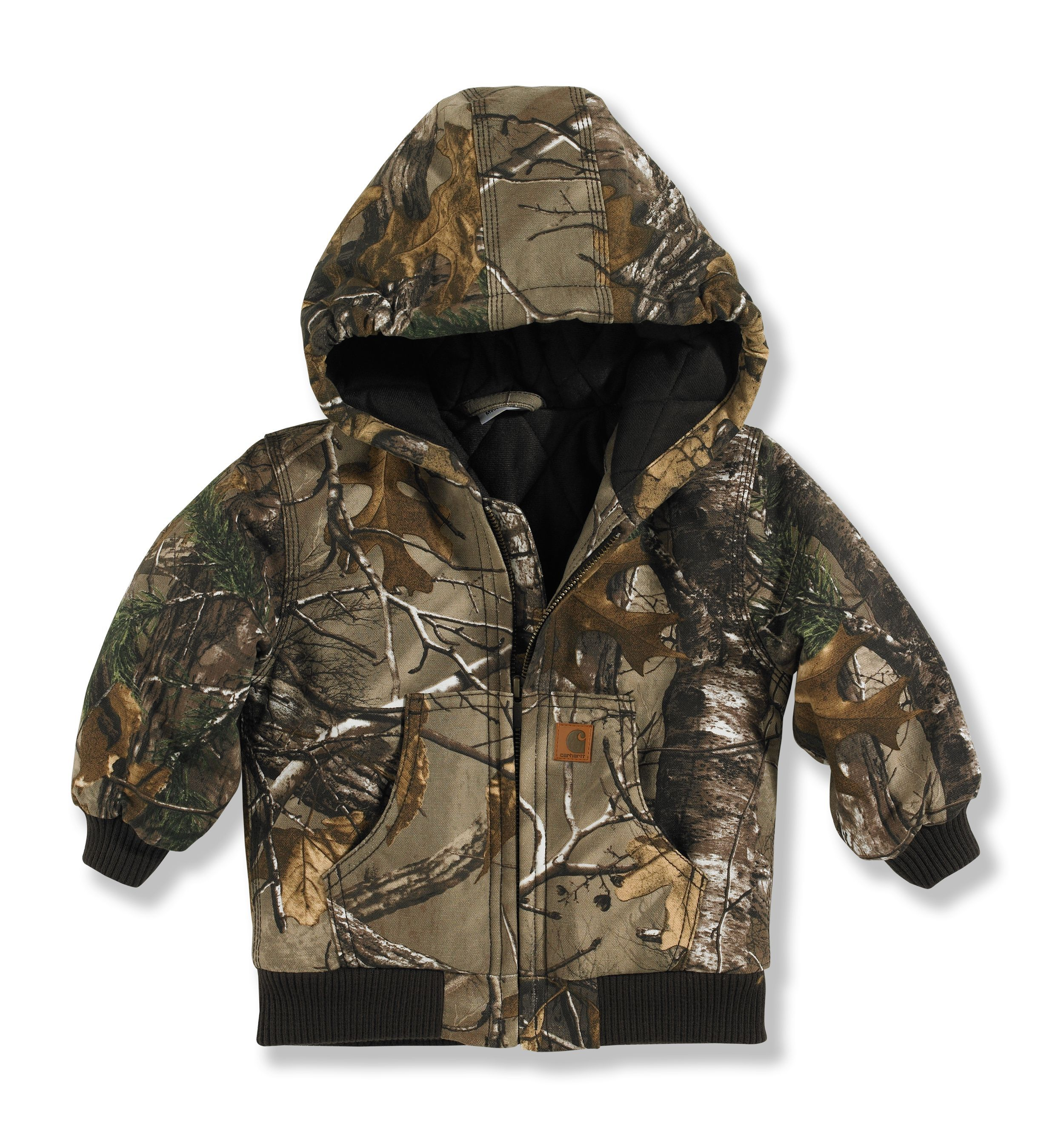 Boy s Infant Toddler Realtree Xtra Camo Active Jac Quilted