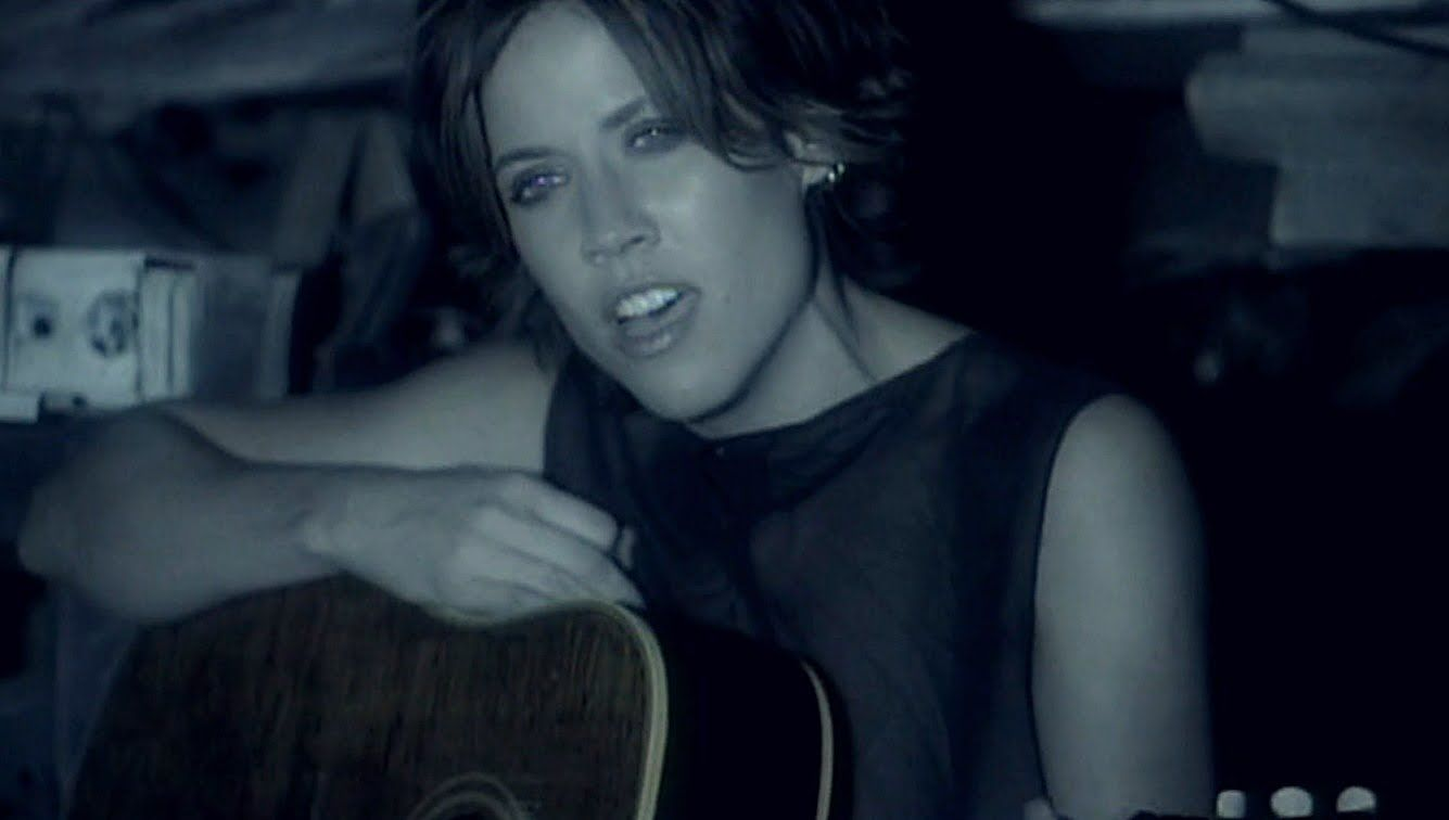 Sheryl Crow - Sweet Child O'Mine (Official Video)