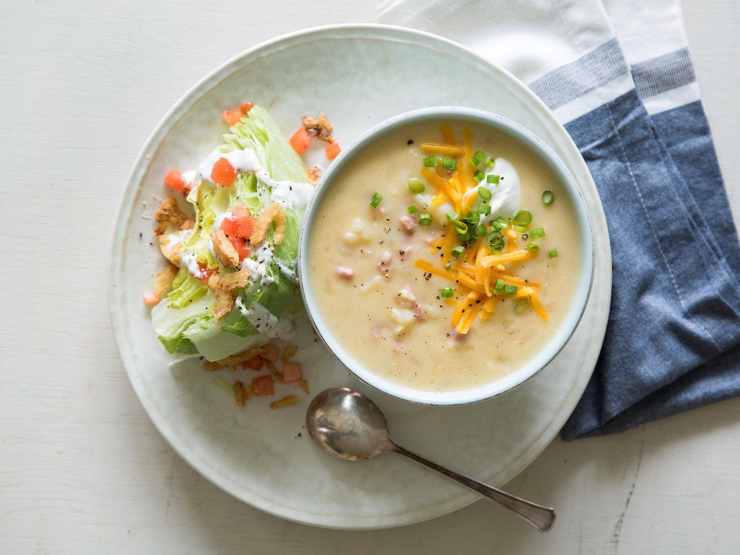 Cheesy Ham And Potato Soup Recipe With Images Ham And Potato Soup Cheesy Ham Potato Soup