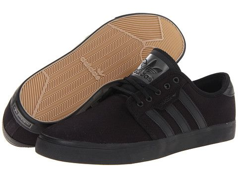 new arrivals 2aa15 910fc adidas Skateboarding Seeley Black Black Mid Cinder - Zappos.com Free  Shipping BOTH Ways