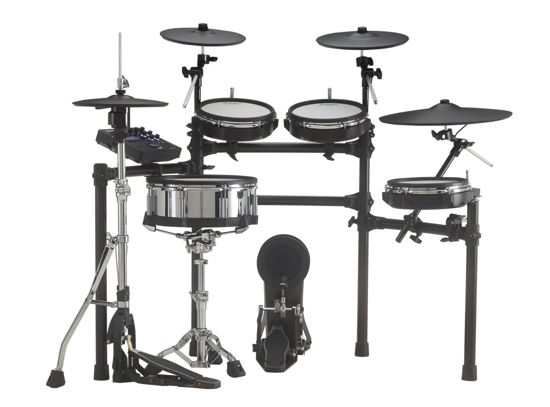 Roland Td27kv Electronic Drum Kit In 2020 Drums Drum Kits