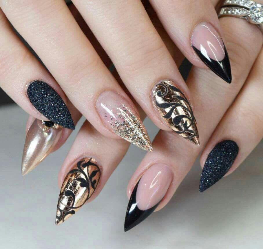 29 Fancy Nail Designs Art Ideas: Pin On Beautiful Things