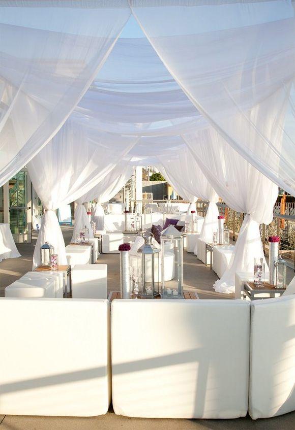 Ideas para decorar el rincón chillout en bodas y eventos | Pinterest ...