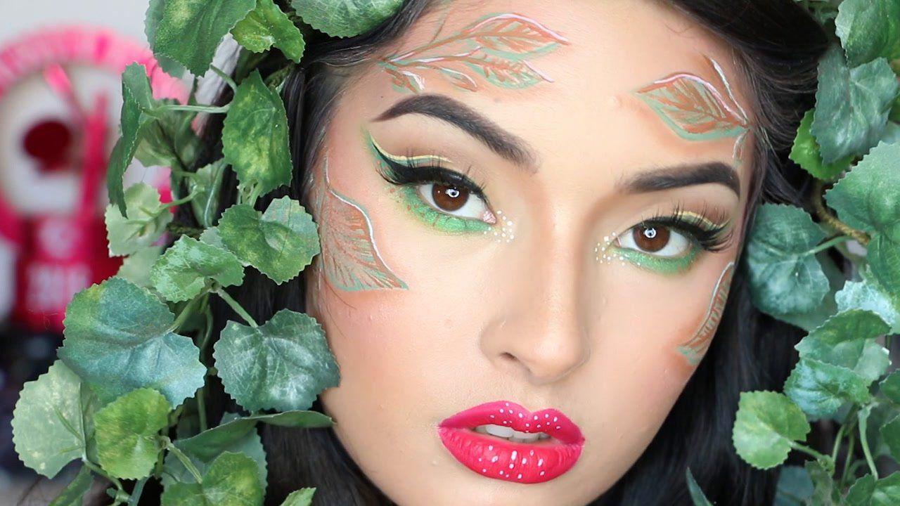 'Fading Memories' Halloween makeup easy, Halloween