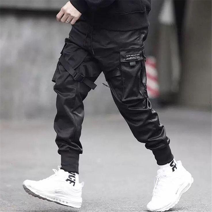 Men Fashion Casual Joggers Fashion Casual Joggers Manner Arbeiten Beilaufige Rut Pantalones De Hombre Moda Ropa Para Hombres Jovenes Estilo De Ropa Hombre