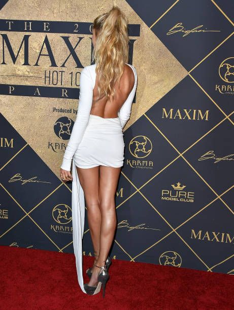 Hailey Baldwin || The 2017 MAXIM Hot 100 Party (June 24, 2017)