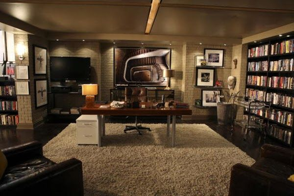 Inspiration From Richard Castles Office
