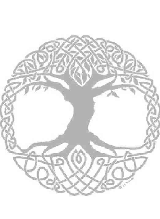 Treeoflife Bos Blankpage Mystical And Magical Pinterest