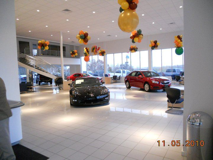 Pin On The Chevrolet Showroom