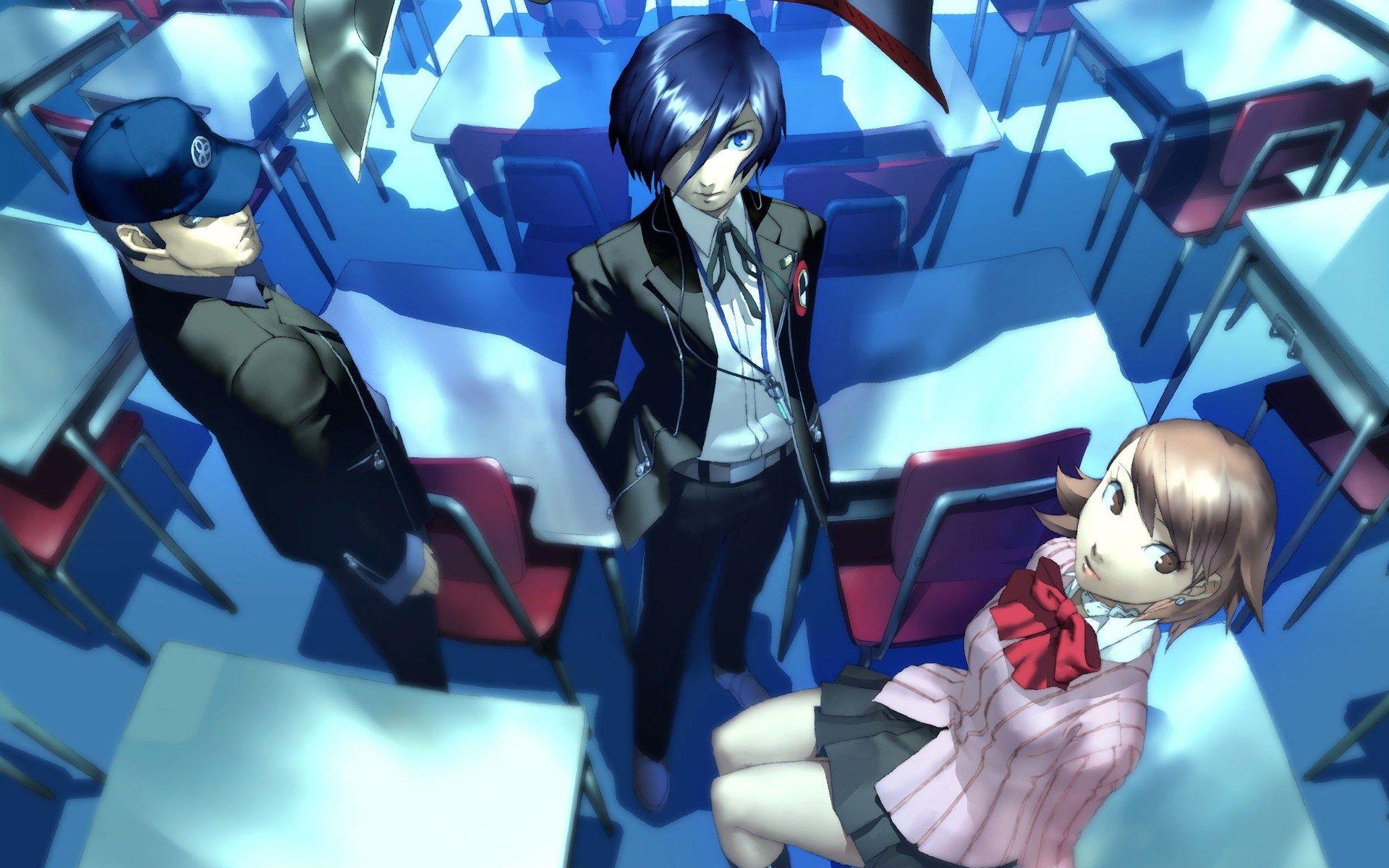 Hd Persona 3 Fes Wallpaper Shin Megami Tensei Persona
