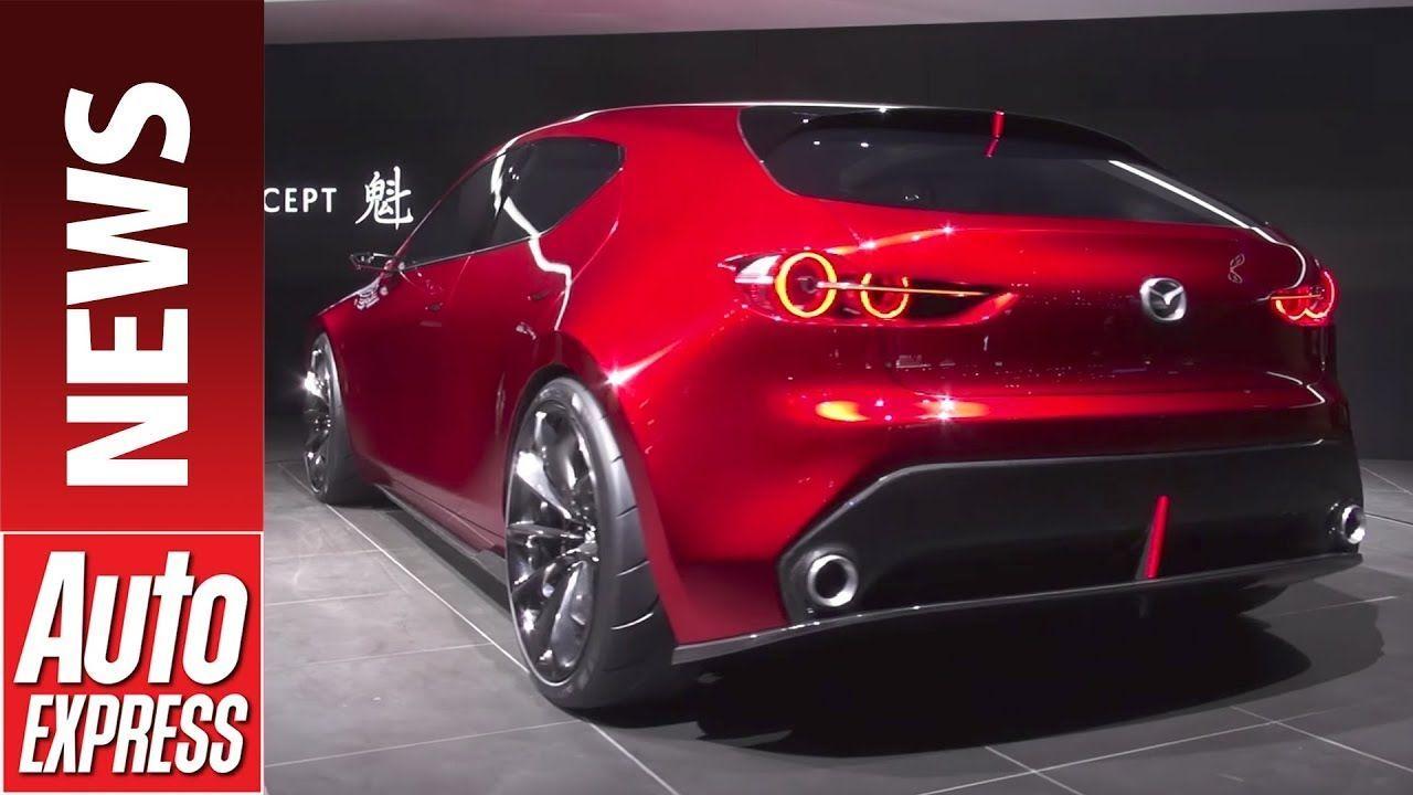 Mazda 2019 Kai Concept New Mazda 2019 Kai Picture Mazda Car Mazda 3