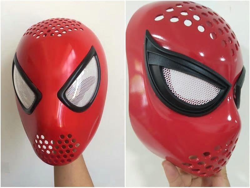 The Amazing Spider-man Cosplay Costume Mask Helmet for Halloween Cosplay Unisex
