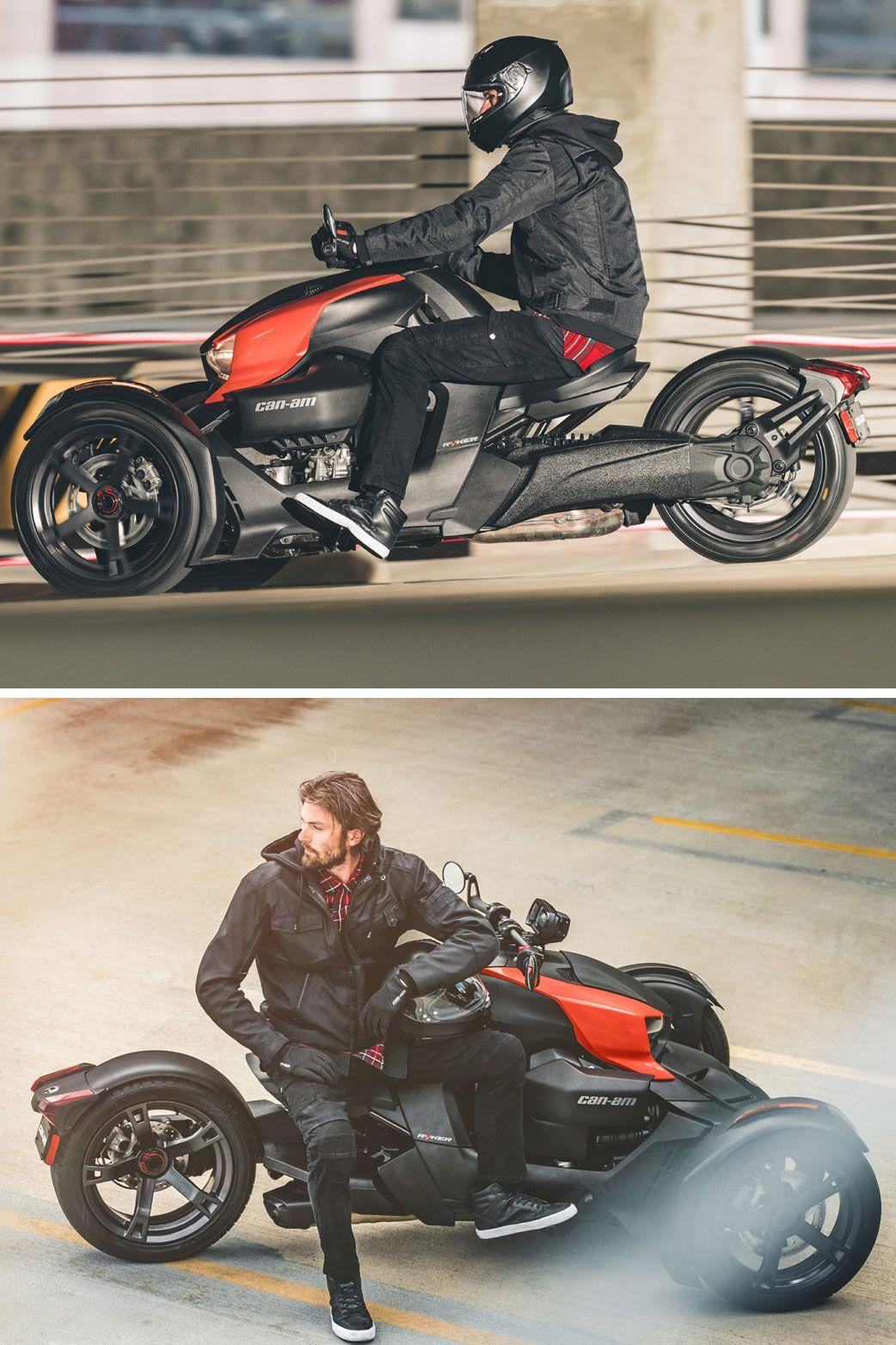 Can Am Ryker Coole Alternative Zu Cabrio Und Motorrad Motorrad Cabrio Und Motorrad Bilder