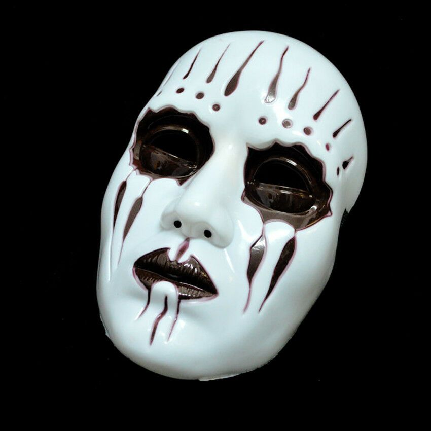 Slipknot Band Joey Jordison résine Masque Halloween Party Masquerade Cosplay Props