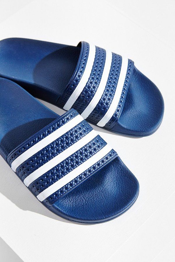 adidas originali adilette piscina slide diapositive & sandali pinterest