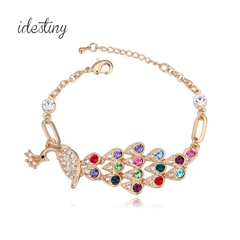Jewelery For Women Champagne Gold