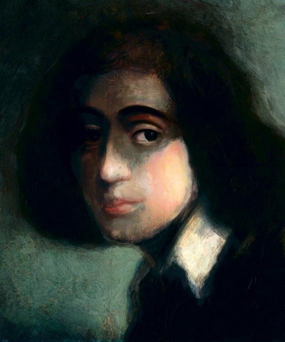 Baruch De Spinoza Mona Lisa Artwork Lisa