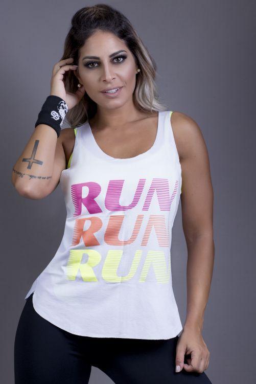 Regata Run Triple - Donna Carioca - Moda fitness com preço de fábrica b3e3bb67e51