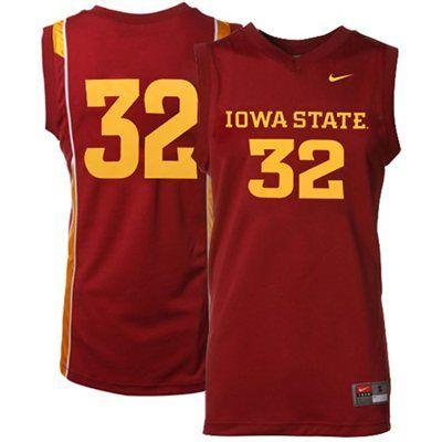 Iowa State Cyclones Nike Basketball Jersey With Images Iowa