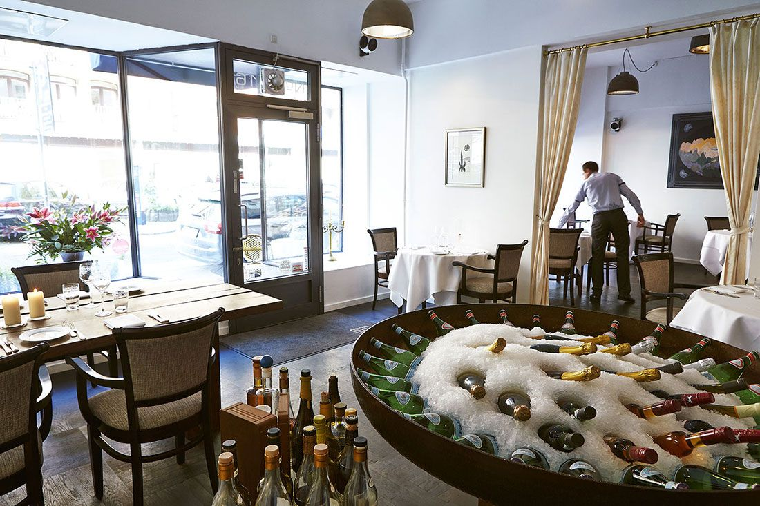 Clou. Gourmet restaurant in Copenhagen. Clou is located in the heart ...