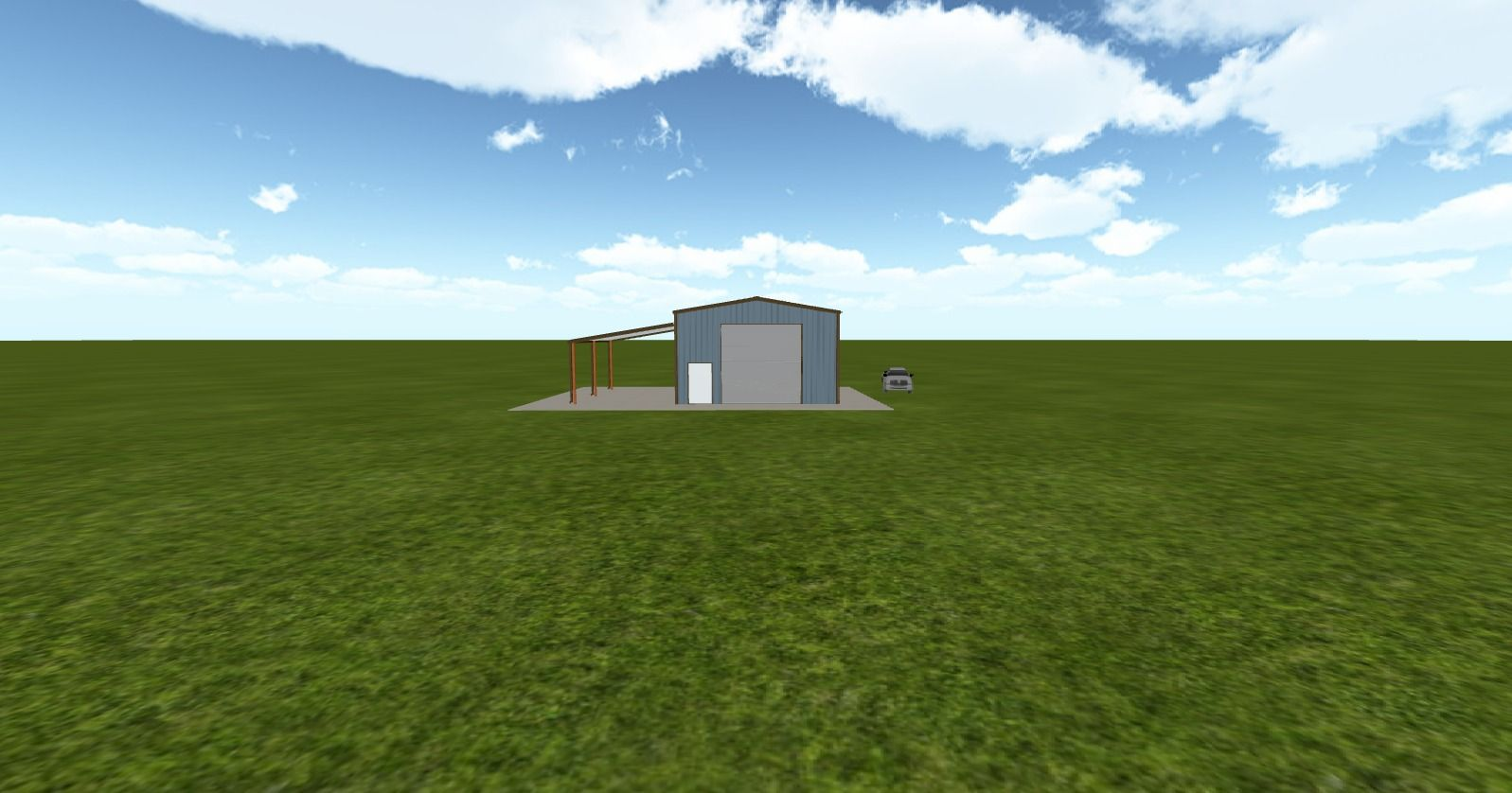 Cool 3D #marketing http://ift.tt/2gPYRI6 #barn #workshop #greenhouse #garage #roofing #DIY