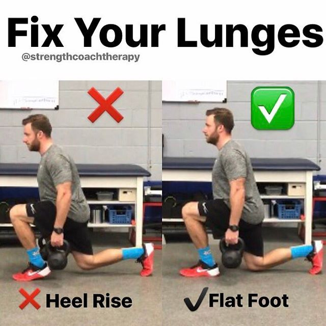 781 Likes 15 Comments Dr Teddy Willsey Dpt Cscs Strengthcoachtherapy On Instagram Lunge Form Weight Training Routine Exercise Form Weight Routine