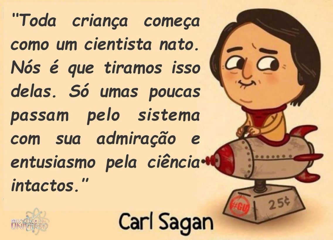 Cientista nato