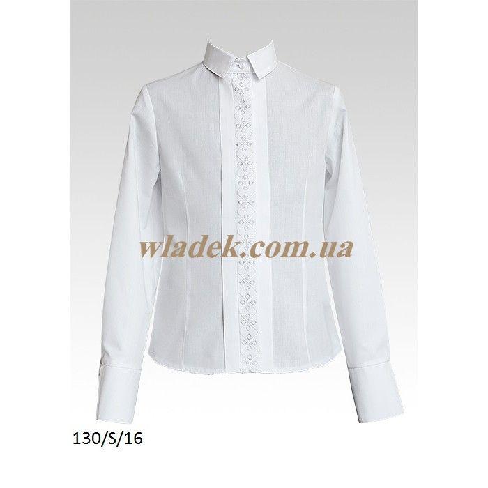 a83f5965df2 Школьная форма Sly (Польша) - Школьная блузка Sly 130 в интернет-магазине  wladek.com.ua
