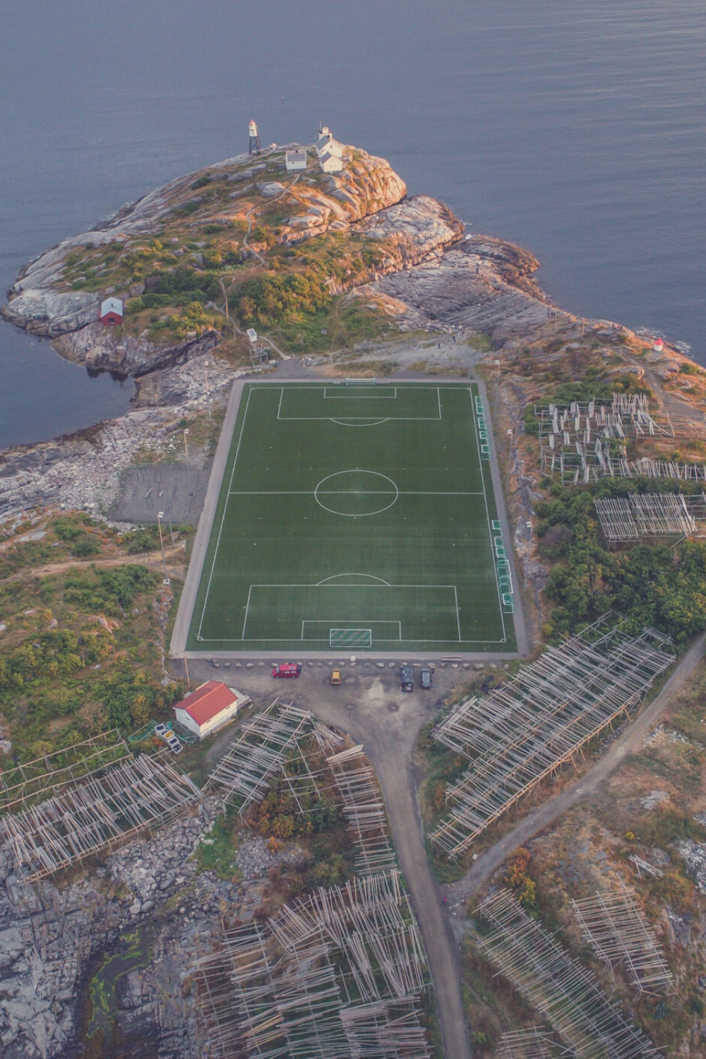 The Most Impressive Norwegian Football Grounds