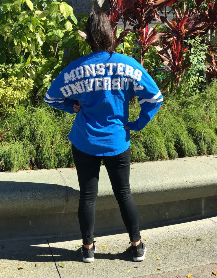 Monday Must-Have: Monsters University Spirit Jersey