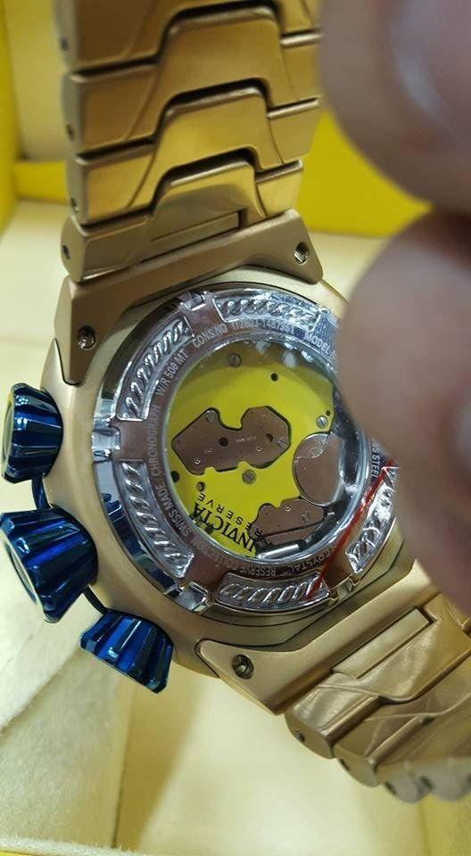 1d85c4ae7bb Lindo Relógio Invicta Bolt 21361 Lançamento 54mm Promociona - R  598 ...