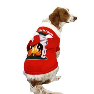 Matching Ugly Christmas Sweaters For Dog And Owner.Doggone Tacky 9 Ugly Christmas Sweaters For Dogs Goofy