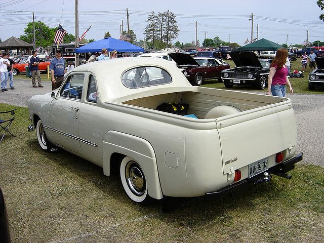 1950 Ford Ute From Australia Classic Cars Trucks Ford Pickup
