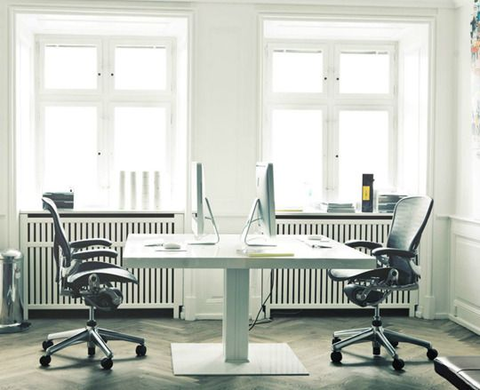 Great Examples Of Home Offices For Two Office Interior Design