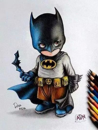 Little Batman Chistes Graficos Pinterest