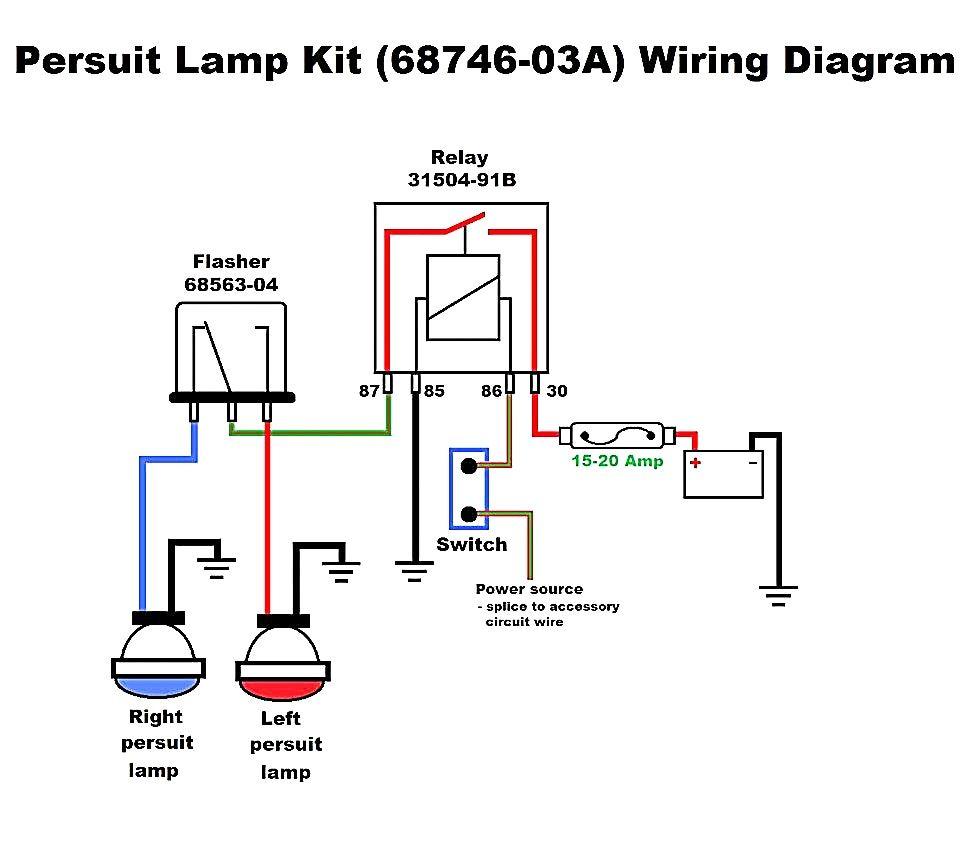 Ford Starter Solenoid Wiring Diagram  3