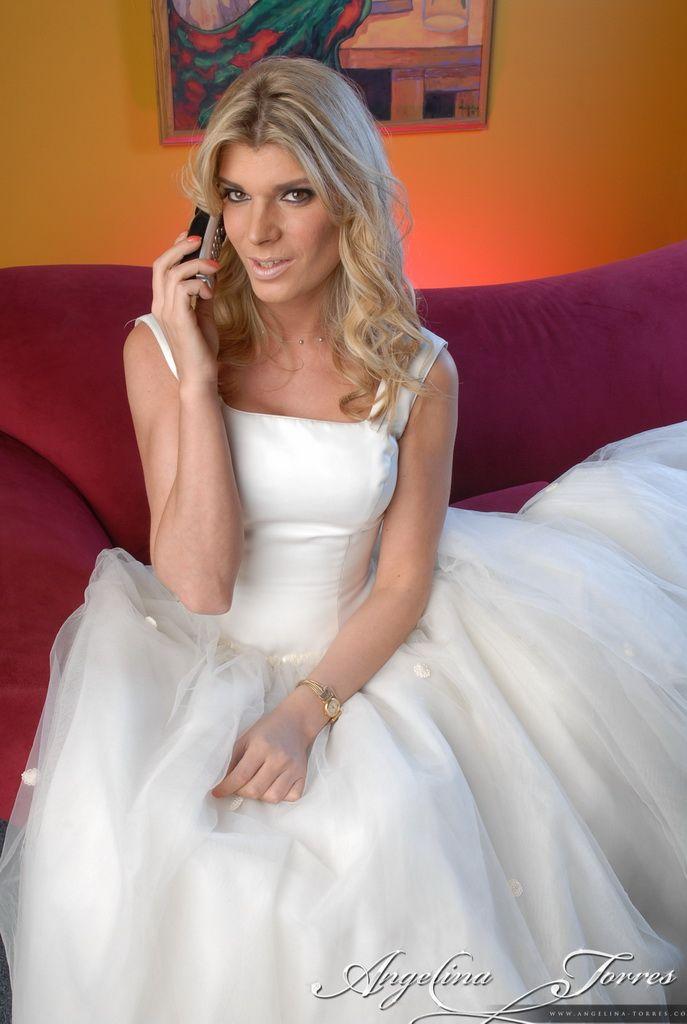 Angelina Torres | Most beautiful TG brides | Pinterest