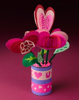 Bunches of Love Heart Bouquet