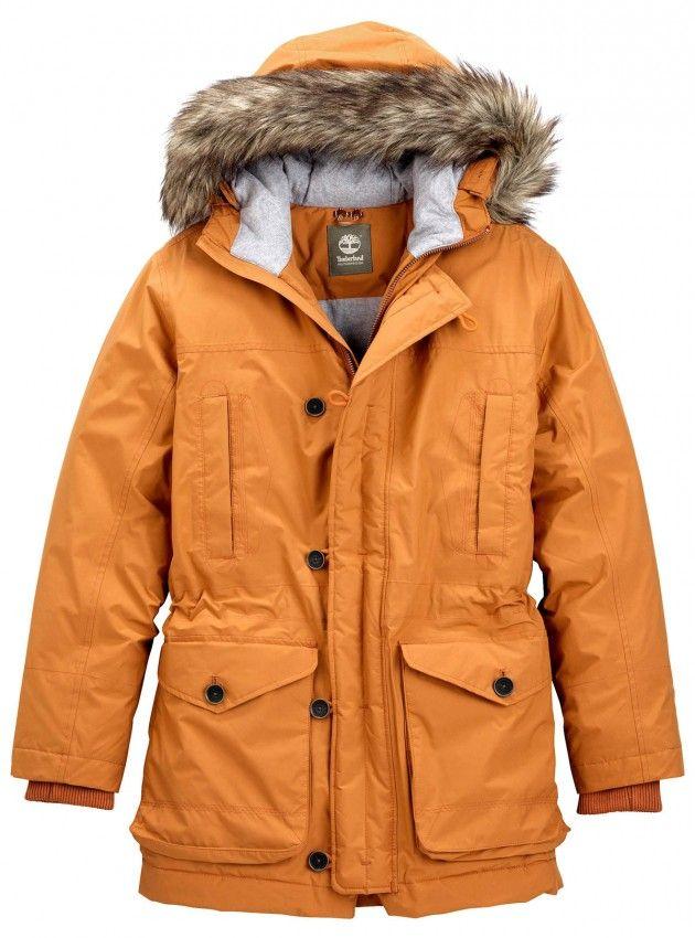 Timberland Scar Ridge Parka | Jacken, Timberland und Kleidung