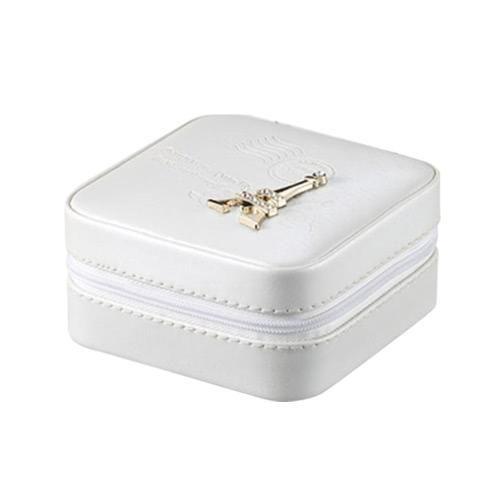 TomTop TomTop New Mini High Quality PU Fashion Jewelry Box Basket