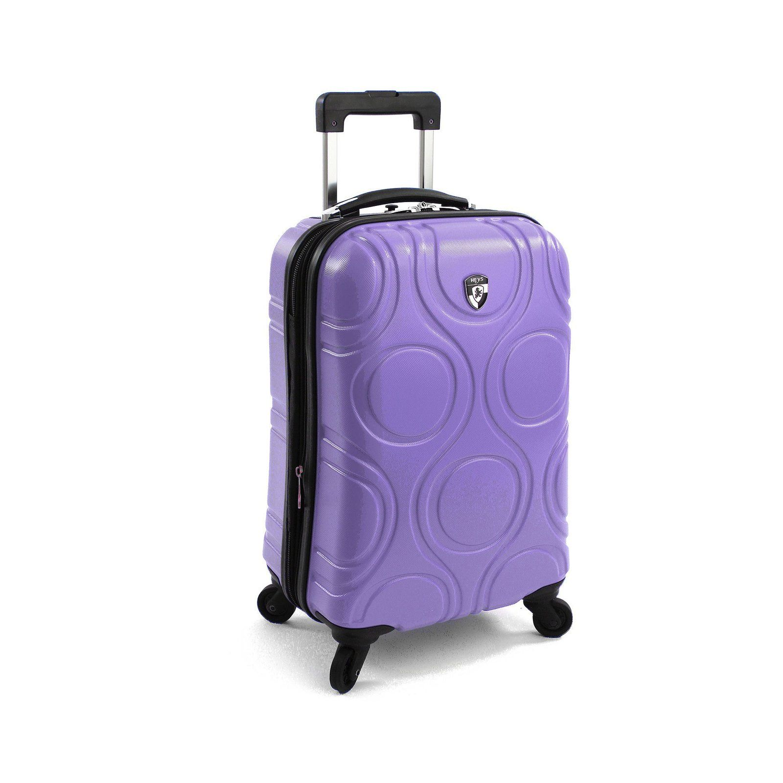 "Eco Orbis 21.5"" Spinner Suitcase Color: Lilac"